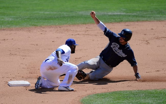 Los Angeles Dodgers vs. San Diego Padres - 4/6/15 MLB Pick, Odds, and Prediction
