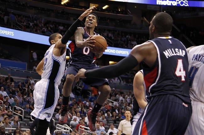 Orlando Magic vs. Atlanta Hawks - 12/20/15 NBA Pick, Odds, and Prediction