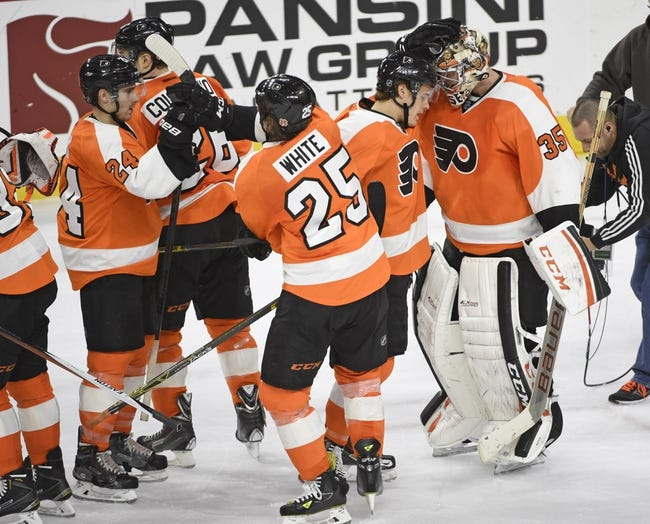 Philadelphia Flyers vs. Chicago Blackhawks - 10/14/15 NHL Pick, Odds, and Prediction