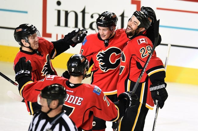 Dallas Stars vs. Calgary Flames - 3/30/15 NHL Pick, Odds, and Prediction