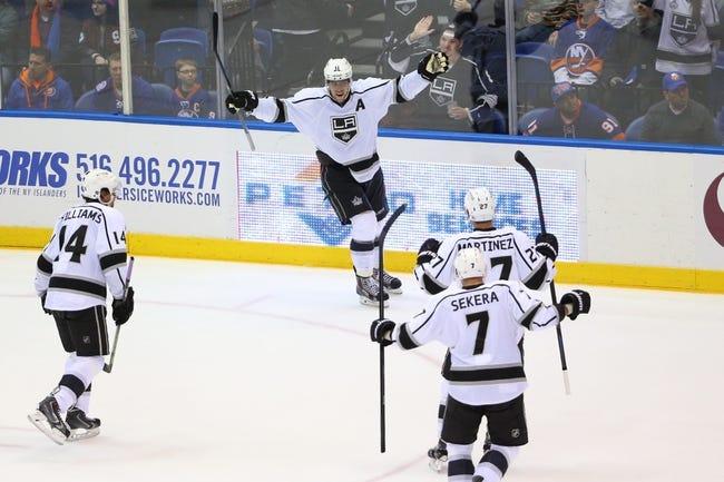 Los Angeles Kings vs. New York Islanders - 11/12/15 NHL Pick, Odds, and Prediction