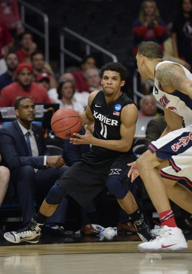 Arizona vs. Xavier - 3/23/17 College Basketball Pick, Odds, and Prediction