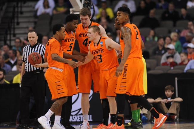Towson Tigers vs. Oklahoma State Cowboys - 11/19/15 College Basketball Pick, Odds, and Prediction