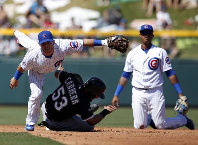 Cubs vs. White Sox - 7/10/15 MLB Pick, Odds, and Prediction