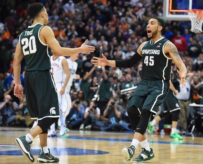 Louisville Cardinals vs. Michigan State Spartans-NCAA Tournament - 3/29/15 College Basketball Pick, Odds, and Prediction