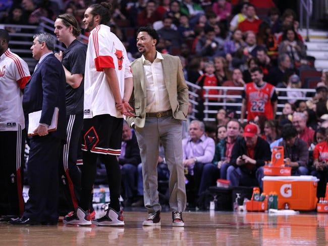 76ers at Bulls - 4/11/15 NBA Pick, Odds, and Prediction