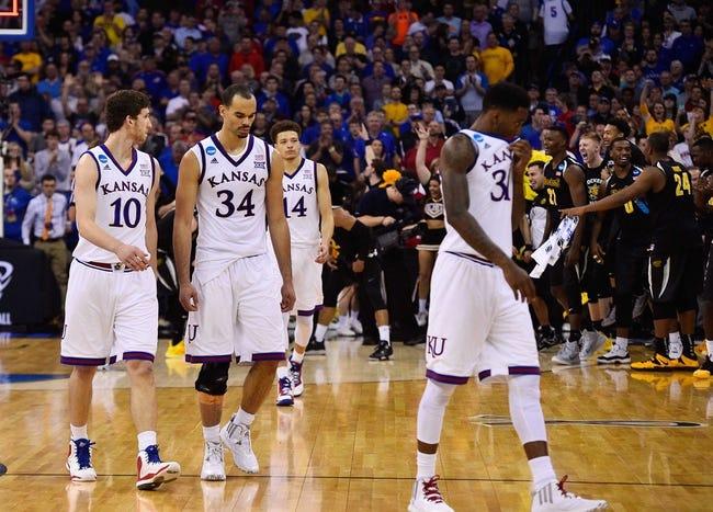 Kansas vs. Vanderbilt 11/25/15 College Basketball Pick, Odds, and Prediction
