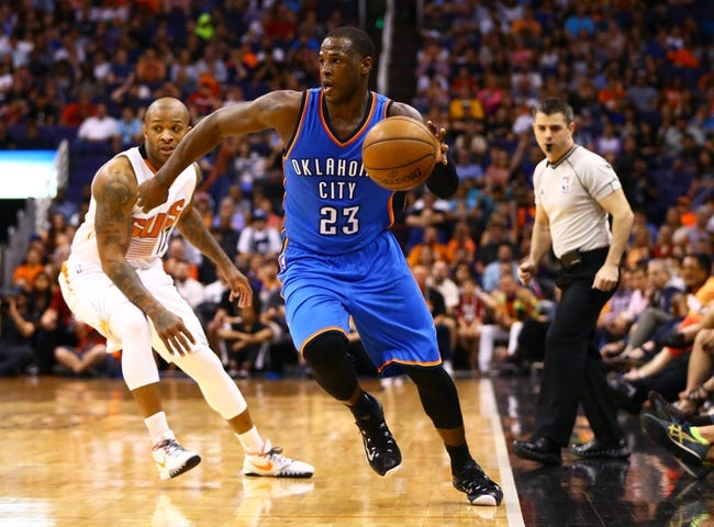 Suns at Thunder - 11/8/15 NBA Pick, Odds, and Prediction