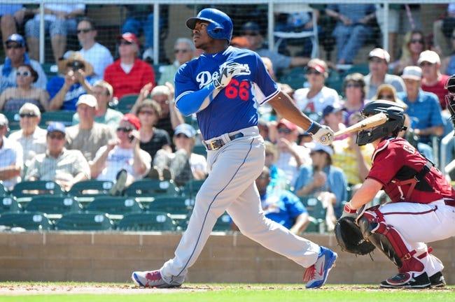 Arizona Diamondbacks vs. Los Angeles Dodgers - 4/10/15 MLB Pick, Odds, and Prediction