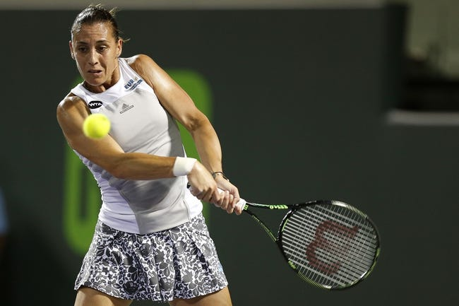 Zarina Diyas vs. Flavia Pennetta 2015 Wimbledon Tennis Pick, Odds, Prediction