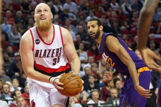 Trail Blazers at Suns - 10/30/15 NBA Pick, Odds, and Prediction