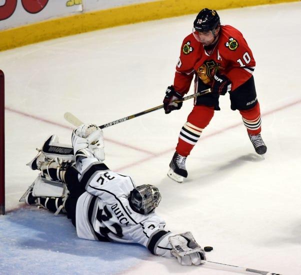 Chicago Blackhawks vs. Los Angeles Kings - 11/2/15 NHL Pick, Odds, and Prediction