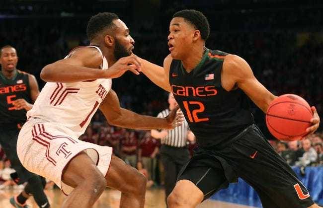 Miami Hurricanes vs. Stanford Cardinal NIT Championship - 4/2/15 College Basketball Pick, Odds, and Prediction