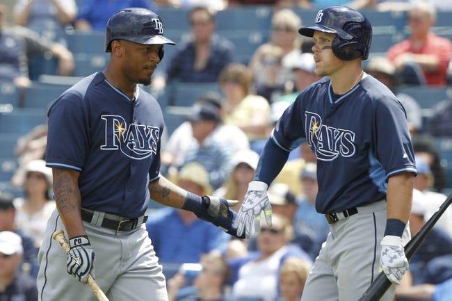 Rays vs. Yankees - 4/17/15 MLB Pick, Odds, and Prediction