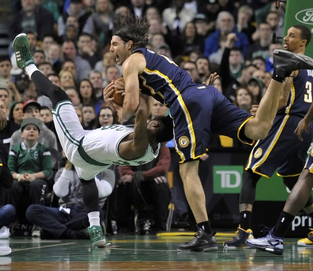 Indiana Pacers vs. Boston Celtics - 11/4/15 NBA Pick, Odds, and Prediction