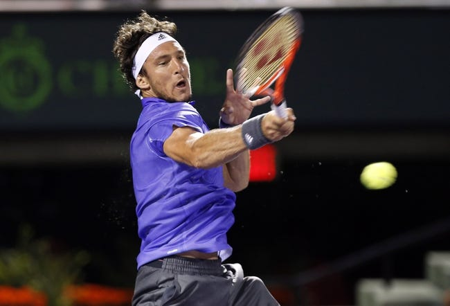 Juan Monaco vs. Lucas Pouille 2016 Rome Masters Quarterfinals Pick, Odds, Prediction