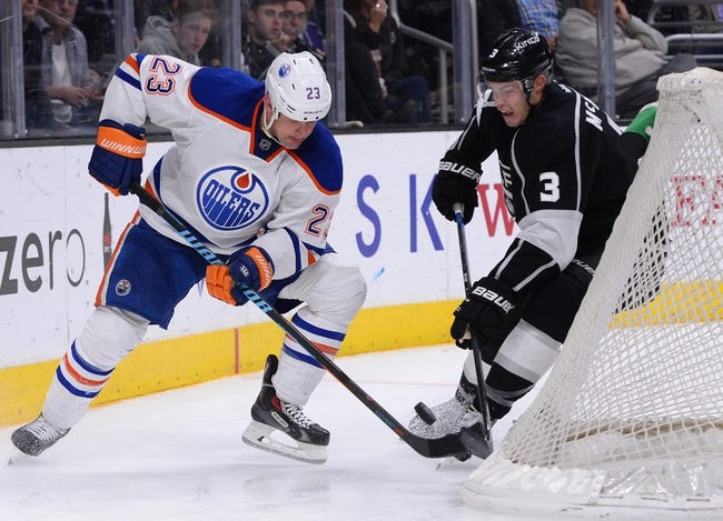 Edmonton Oilers vs. Los Angeles Kings - 4/7/15 NHL Pick, Odds, and Prediction