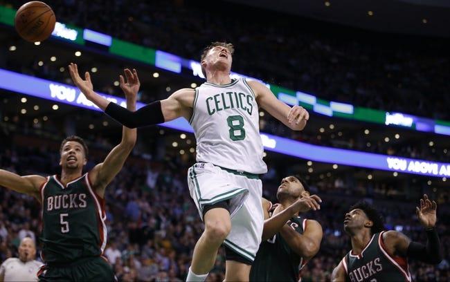 Milwaukee Bucks vs. Boston Celtics - 4/15/15 NBA Pick, Odds, and Prediction
