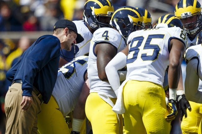College Football Preview: The 2015 Michigan Wolverines