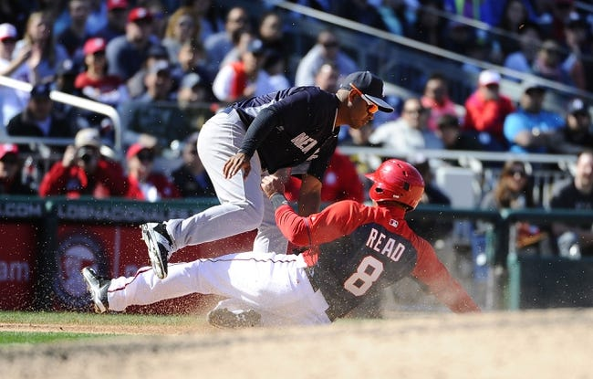 Washington Nationals vs. New York Yankees - 5/19/15 MLB Pick, Odds, and Prediction