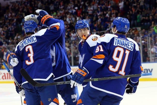 New York Islanders vs. Buffalo Sabres - 11/1/15 NHL Pick, Odds, and Prediction