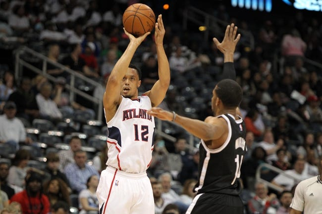Nets vs. Hawks - 4/8/15 NBA Pick, Odds, and Prediction