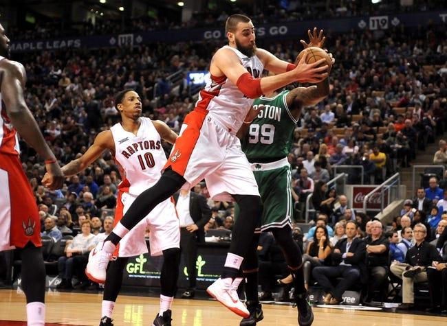 Raptors at Celtics - 4/14/15 NBA Pick, Odds, and Prediction