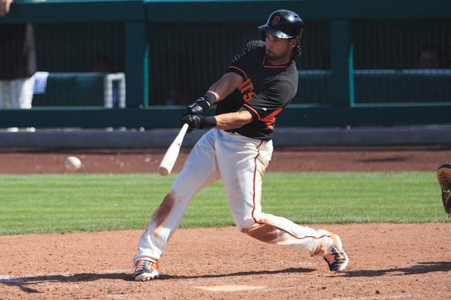 San Francisco Giants vs. Los Angeles Dodgers - 4/21/15 MLB Pick, Odds, and Prediction