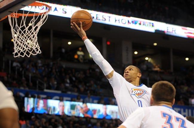 Spurs at Thunder - 4/7/15 NBA Pick, Odds, and Prediction