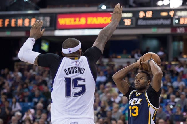Jazz vs. Kings - 4/8/15 NBA Pick, Odds, and Prediction
