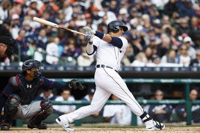 Tigers vs. Twins - 4/8/15 MLB Pick, Odds, and Prediction