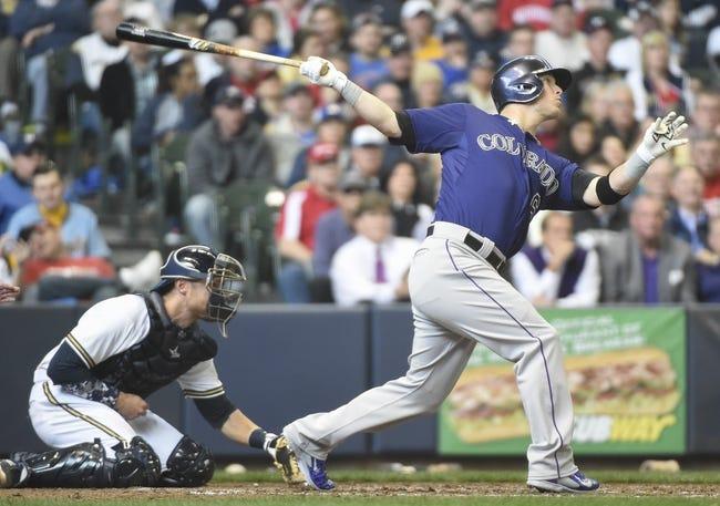 Brewers vs. Rockies - 4/7/15 MLB Pick, Odds, and Prediction