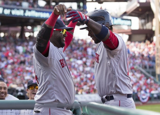 Phillies vs. Red Sox - 4/8/15 MLB Pick, Odds, and Prediction