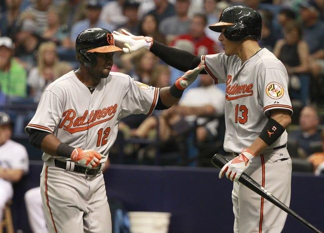 Tampa Bay vs. Baltimore - 4/7/15 MLB Pick, Odds, and Prediction