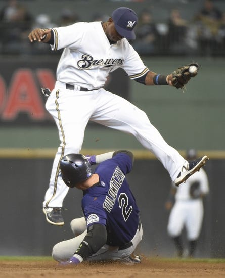Milwaukee Brewers vs. Colorado Rockies - 4/8/15 MLB Pick, Odds, and Prediction