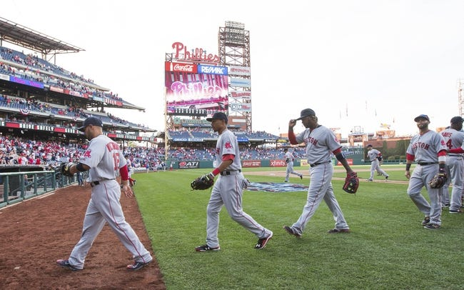 MLB | Boston Red Sox (1-1) at Philadelphia Phillies (1-1)
