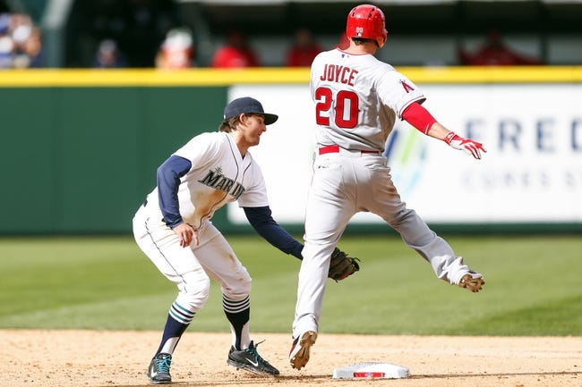 Seattle Mariners vs. Los Angeles Angels - 4/7/15 MLB Pick, Odds, and Prediction