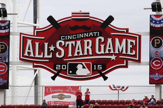 MLB All Star Game - 7/14/15 MLB Pick, Odds, and Prediction