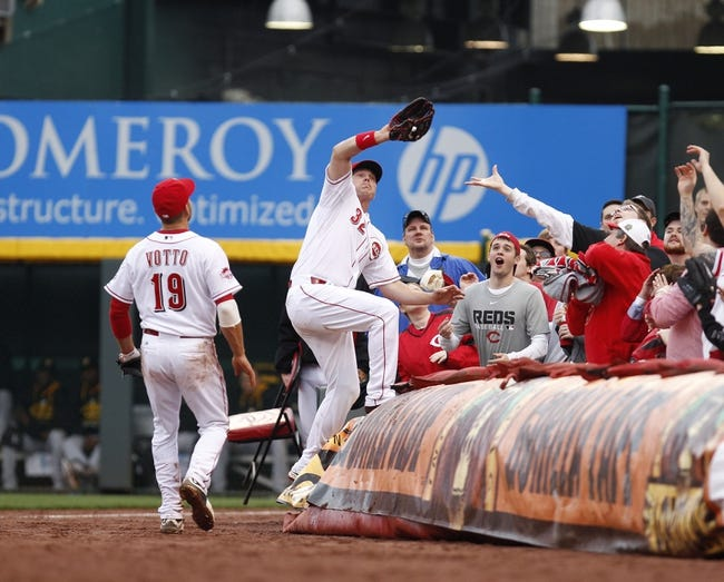 Cincinnati Reds vs. Pittsburgh Pirates - 4/8/15 MLB Pick, Odds, and Prediction