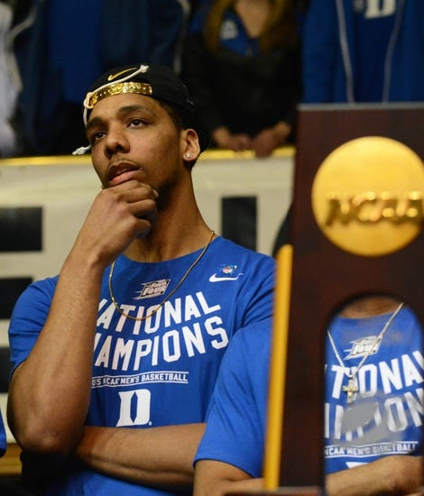 2015 NBA Draft Scouting Report: Jahlil Okafor
