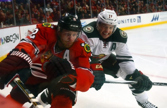 Minnesota Wild  at Chicago Blackhawks- 5/1/15 NHL Pick, Odds, and Prediction