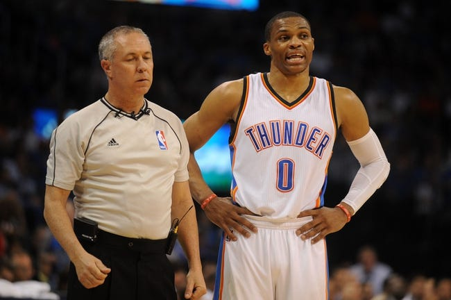 Thunder vs. Spurs - 10/28/15 NBA Pick, Odds, and Prediction