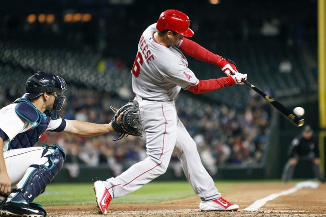 Mariners vs. Angels - 4/8/15 MLB Pick, Odds, and Prediction