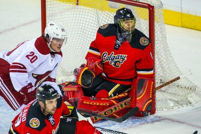 Arizona Coyotes vs. Calgary Flames - 11/27/15 NHL Pick, Odds, and Prediction