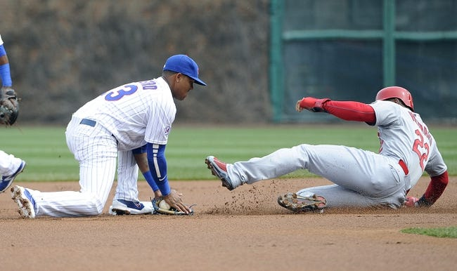 Cubs at Cardinals - 5/4/15 MLB Pick, Odds, and Prediction