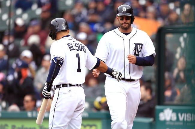Detroit Tigers vs. Minnesota Twins - 4/9/15 MLB Pick, Odds, and Prediction