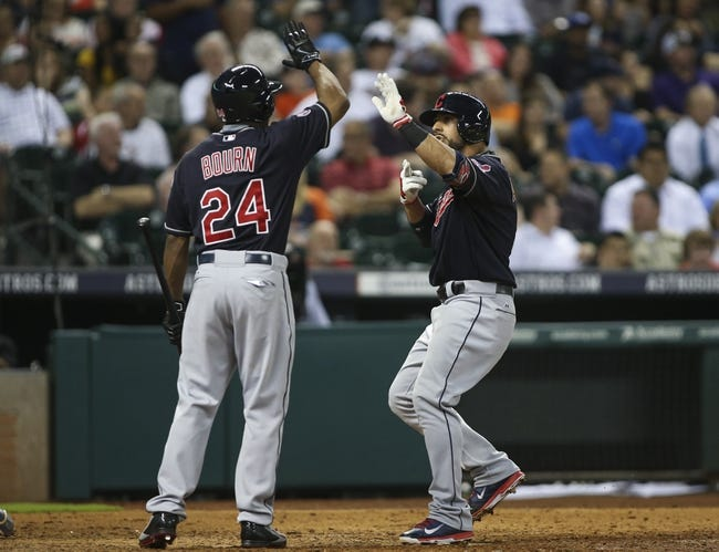 Cleveland Indians vs. Houston Astros - 7/6/15 MLB Pick, Odds, and Prediction