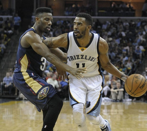 New Orleans Pelicans vs. Memphis Grizzlies - 12/1/15 NBA Pick, Odds, and Prediction