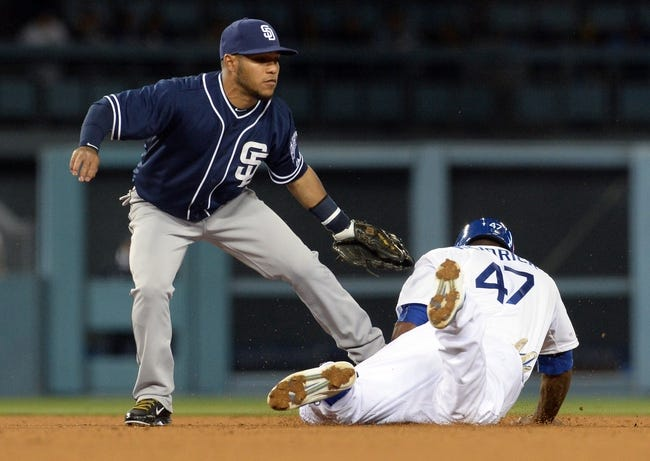 Padres vs. Dodgers - 4/24/15 MLB Pick, Odds, and Prediction