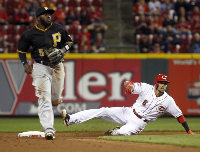Reds vs. Pirates - 4/9/15 MLB Pick, Odds, and Prediction